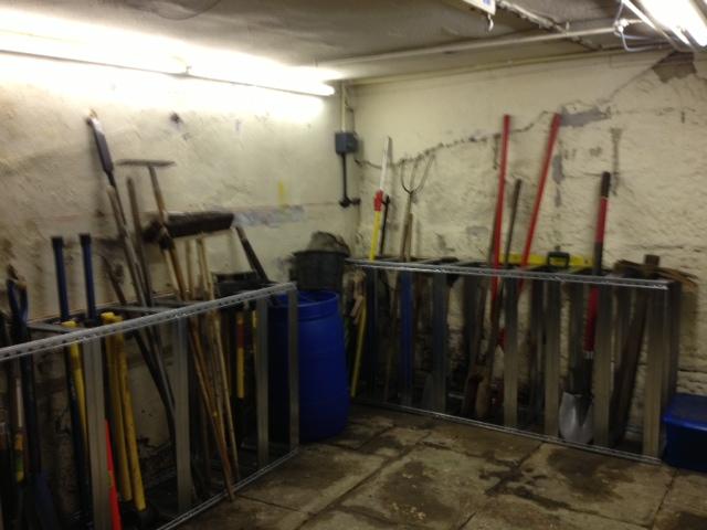 new tool room