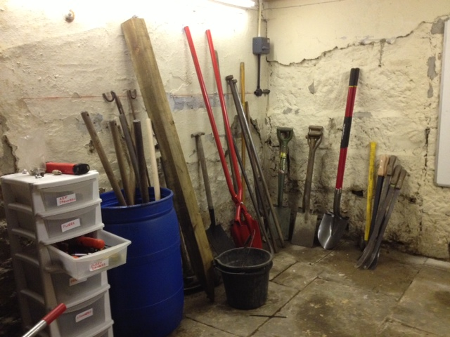 tools donated